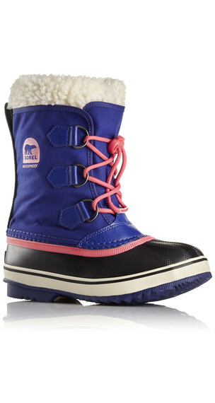 Sorel Youth Pac Nylon Boots Grape Juice, Afterglow